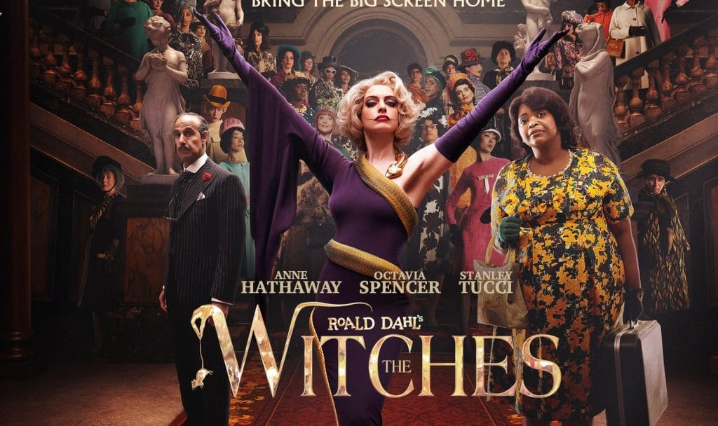 The Witches 2020 Poster