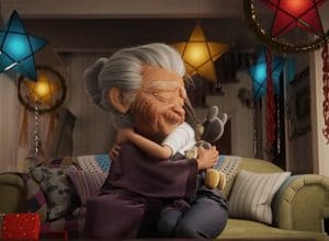 Disney's Recent Christmas Ad Is Giving People Right In The Feels