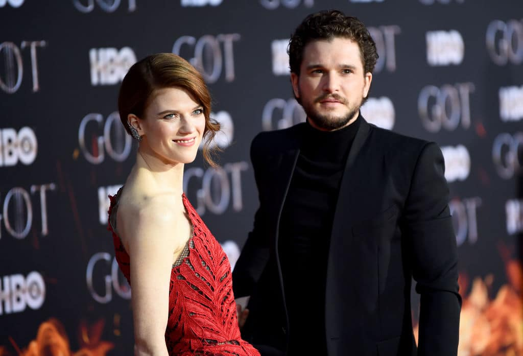 TV Couples Game of Thrones