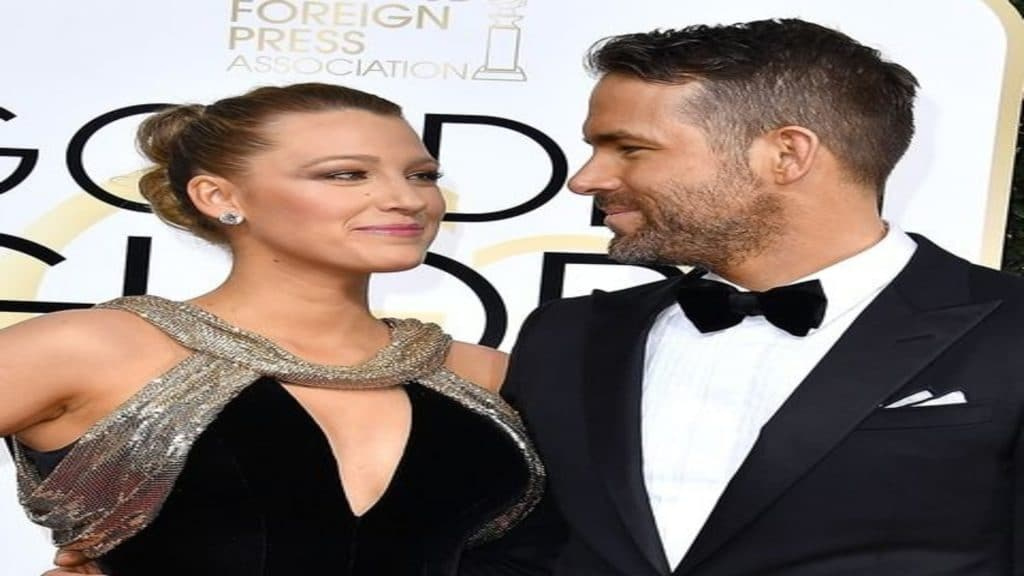 Ryan Reynolds and Blake Lively noble contribution