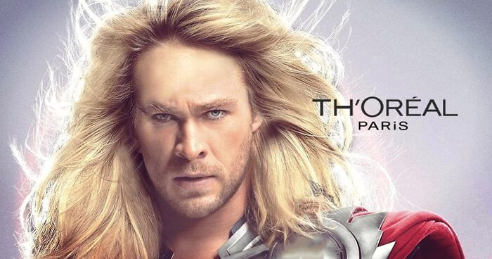 Movie character Thor