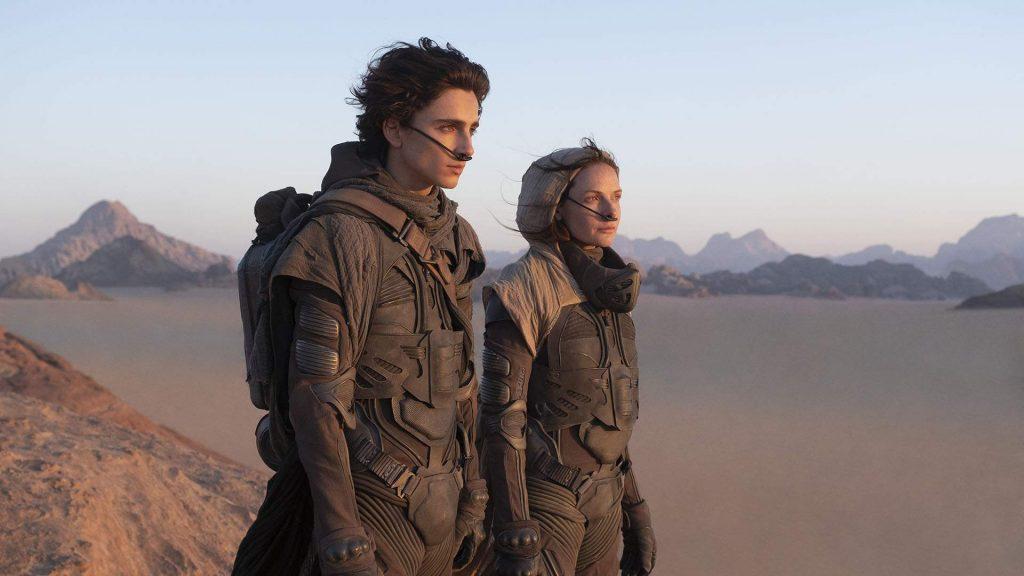 A still from Dune