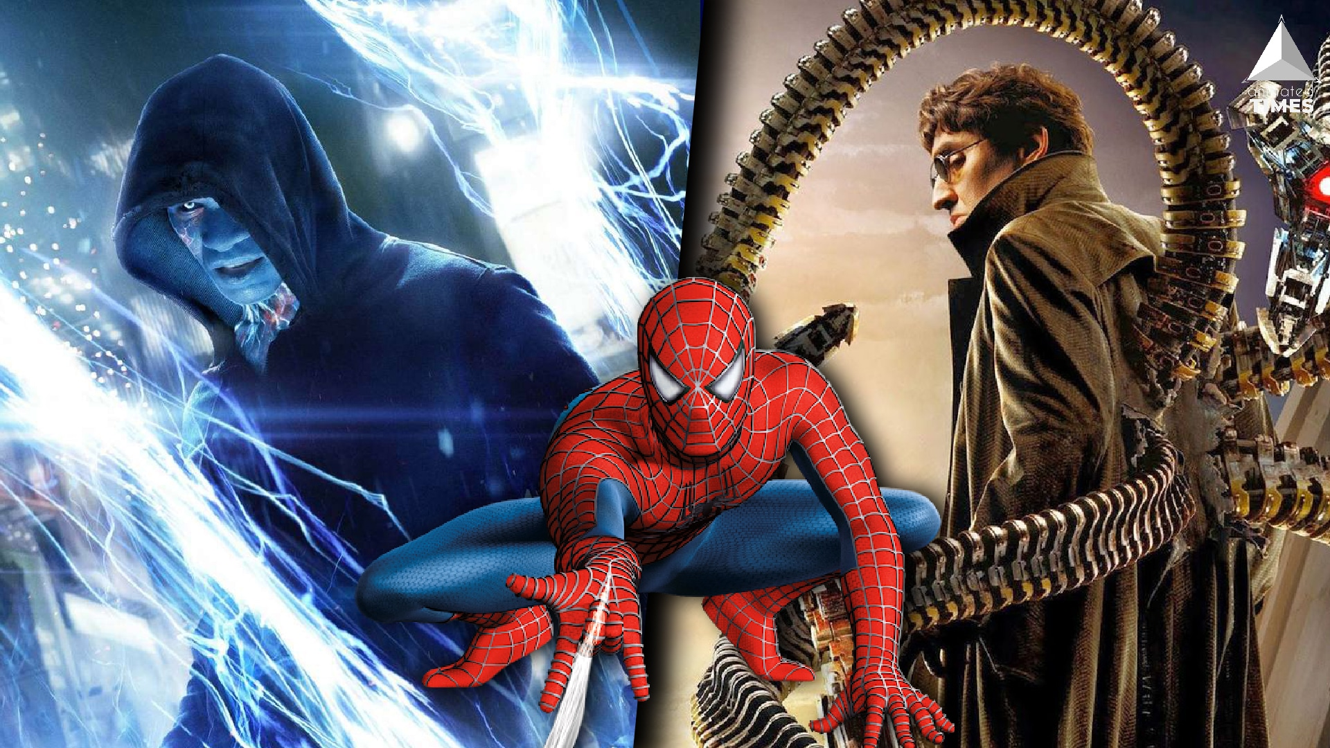 Spiderman 3 Theory: How will Doctor Octopus and Electro Return? - Animated  Times
