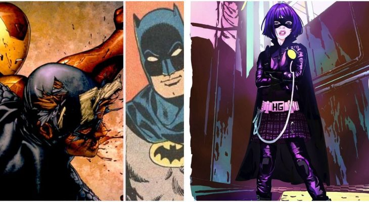 SuperHeroes Without Superpowers Who Can Beat Batman