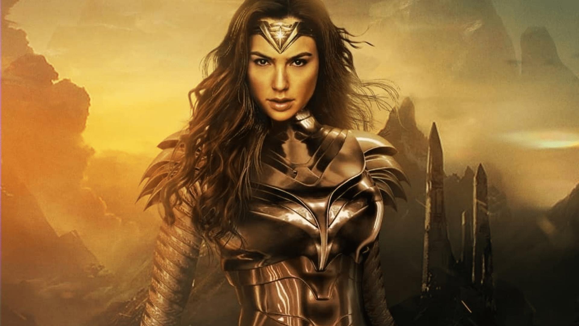 A look at the upcoming Wonder Woman 1984 Film