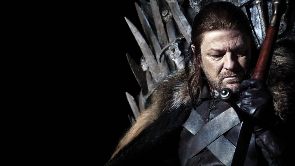 Sean Bean from Game of Thrones