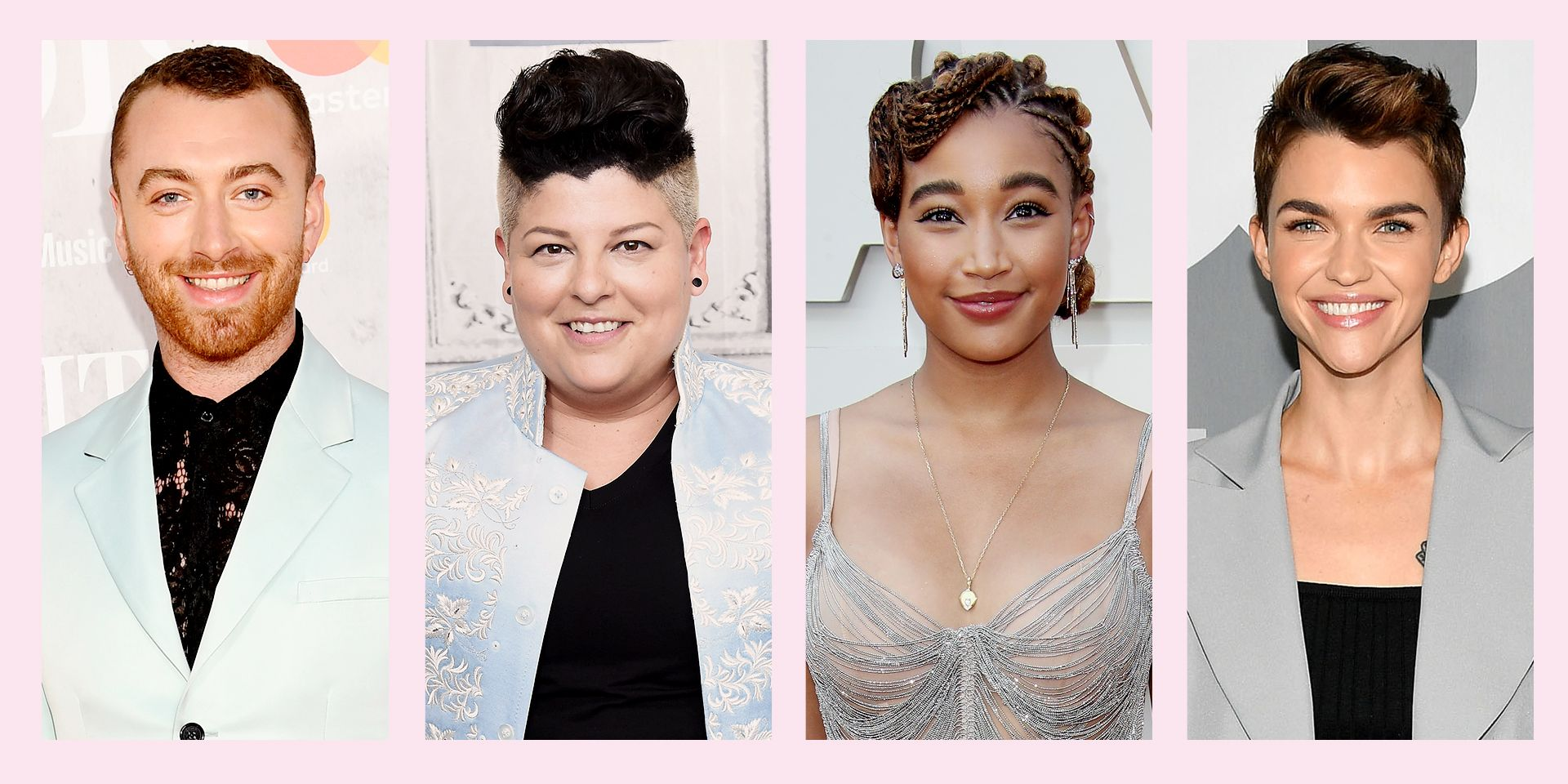 Non-Binary Celebrities
