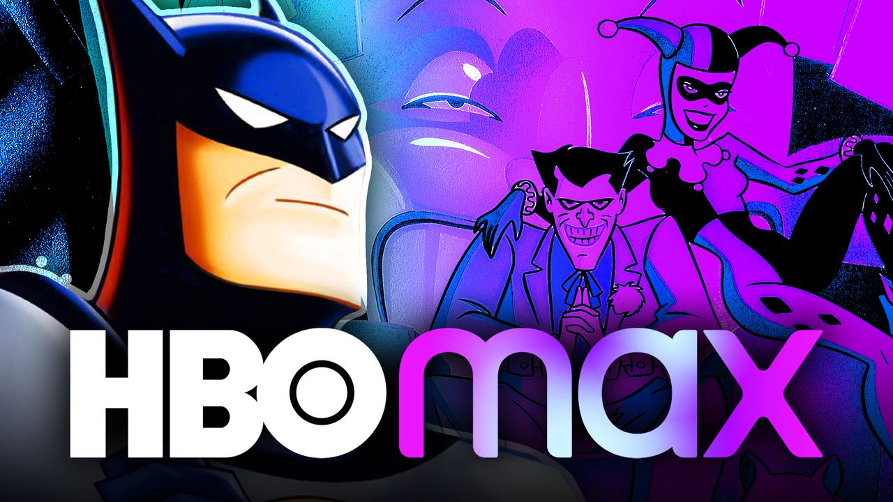 Batman: The Animated Series HBO Max