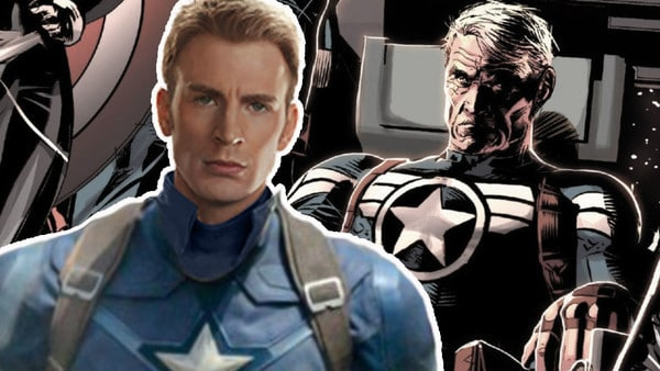 The Multiverse Will Introduce A Different Captain America