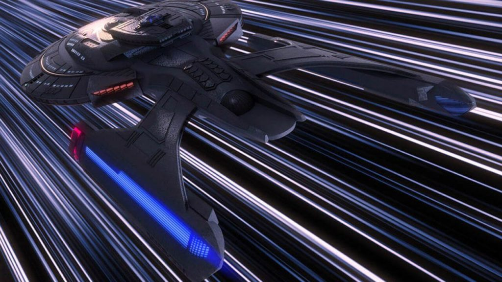 Warp Engines frequently used in Star Wars