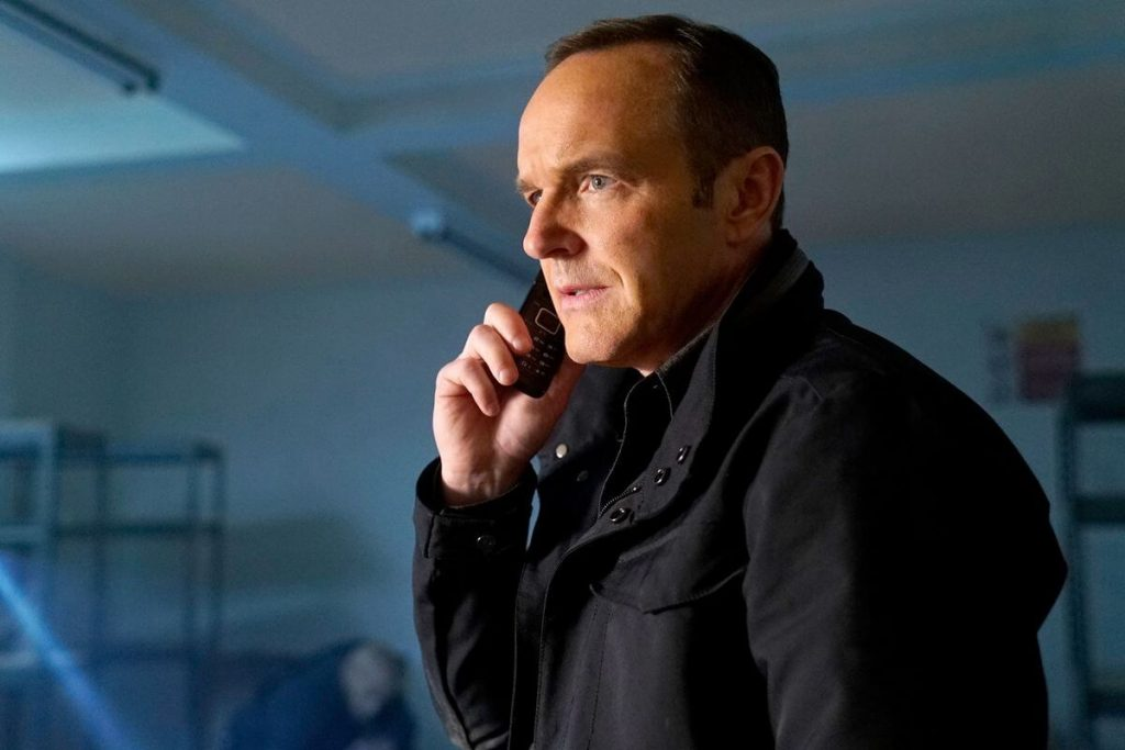 Agent Coulson represents a remarkable journey