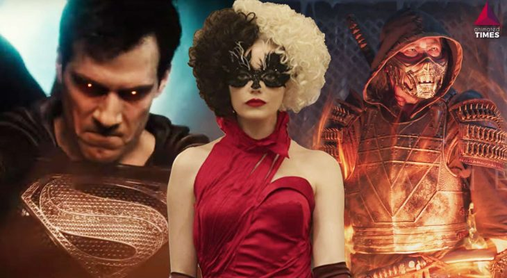 From Cruella to Mortal Kombat, Here Are The Current Week's Best Trailers