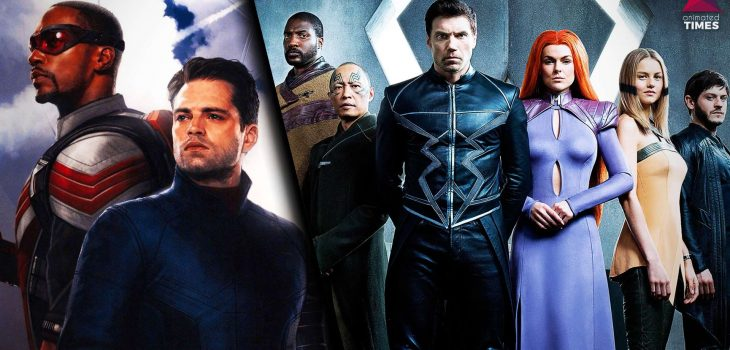The Falcon and the Winter Soldier Could Introdue Inhumans To The MCU