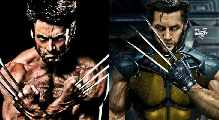 New Fan Art Shows Tom Hardy as MCU's Wolverine