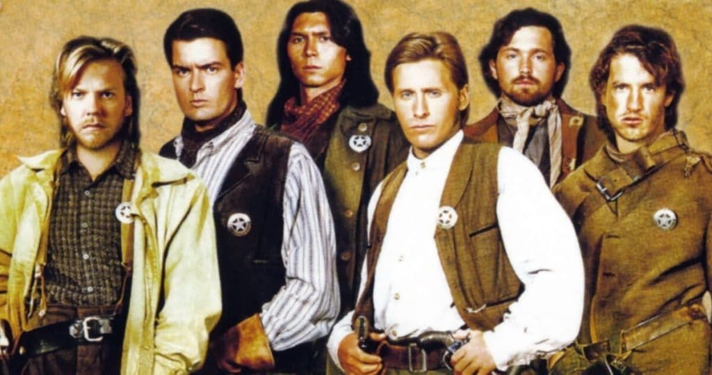Young guns 3Young guns 3 sequel in the making sequel in the making