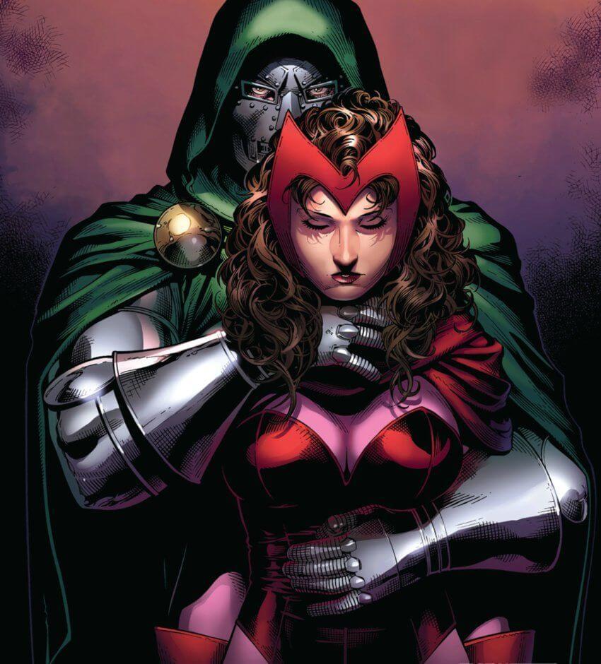 Wanda marries Doctor Doom