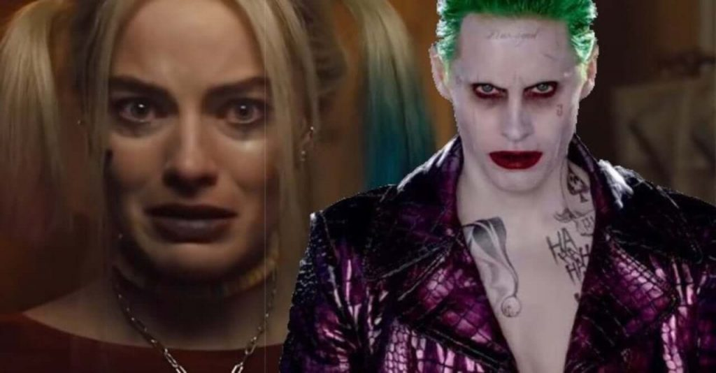Due to issues,Harley and Joker broke up in Birds of Prey