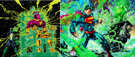 Most imaginative Uses Of A Lantern Power Ring