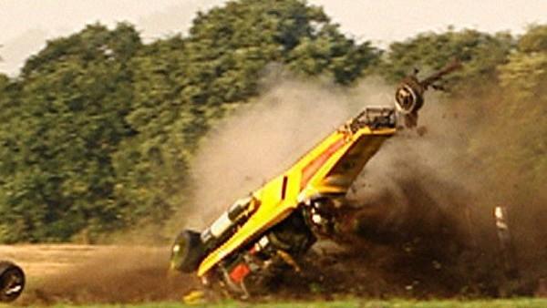Richard Hammond in TV Show Top Gear:-