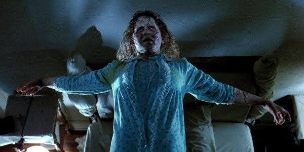 The scariest movie- exorcist