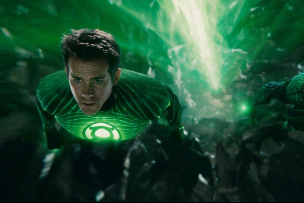 Baseless Green Lantern story