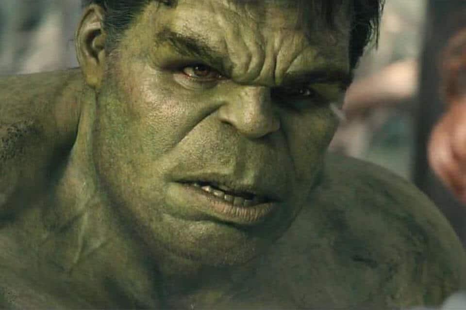The Loner Hulk