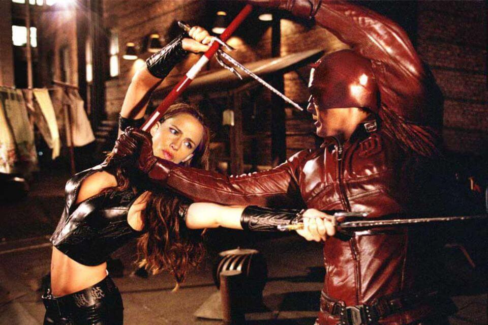 Netflix's Daredevil was better than the original movie Daredevil 2005
