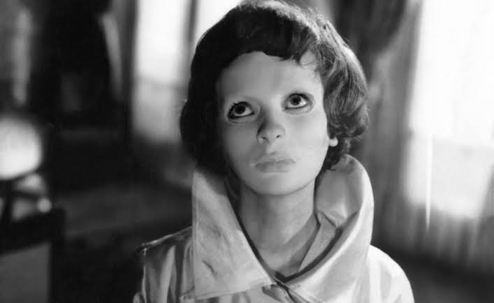 Eye without a face old horror film