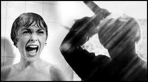 Scary scene of Psycho movie