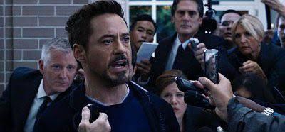 Tony gave address to strangers