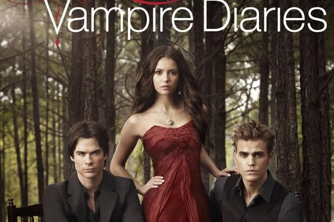 Tv Show Vampire diaries incident