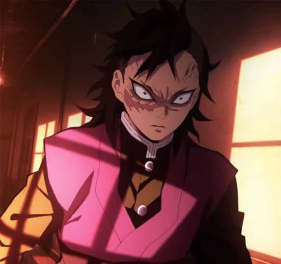 Genya in Demon Slayer