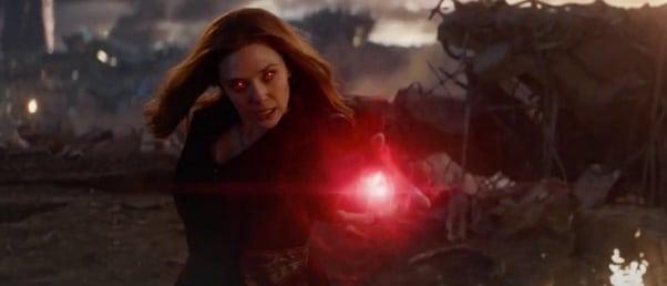Wanda gets back the zombies