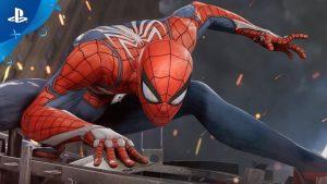 Spider Man learning his spider-sense skills