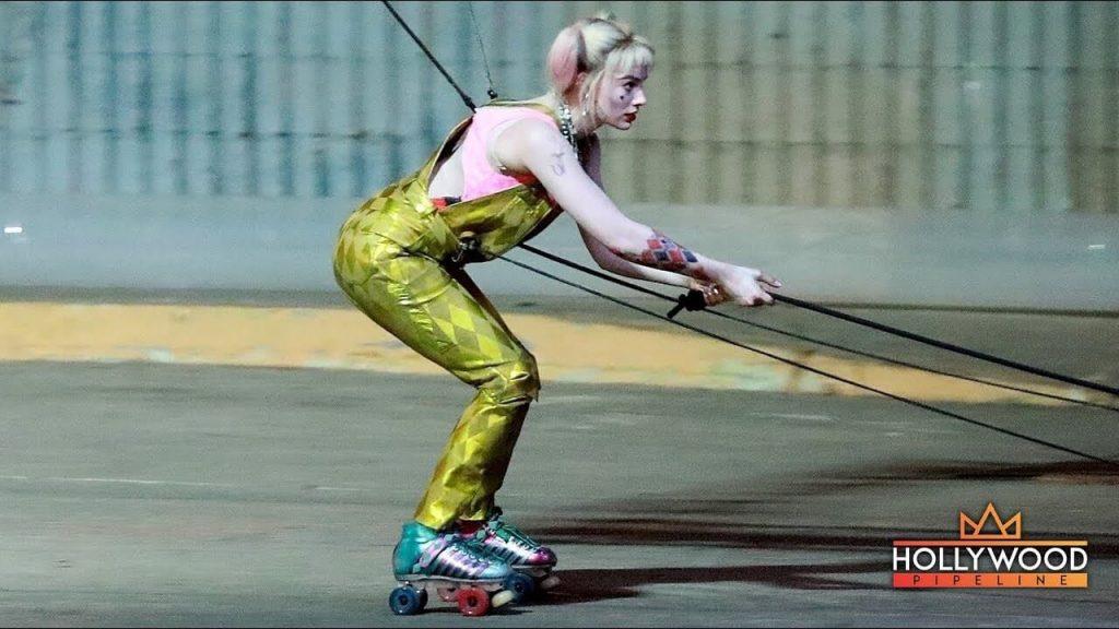 Harley Quinn showcased remarkable performance in Birds of Prey