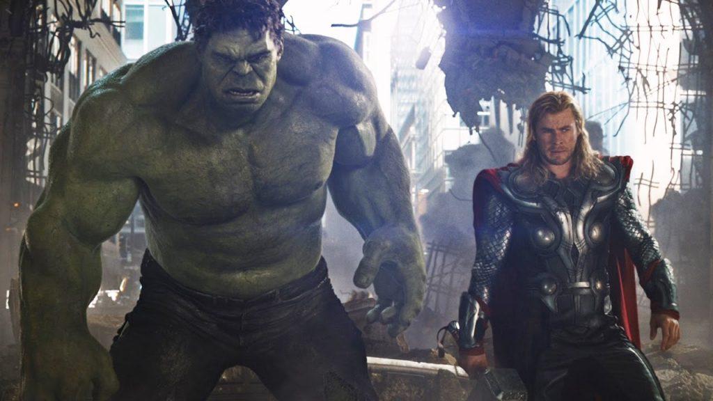 Thor and Hulk's like-minded thinking
