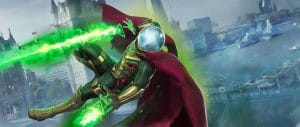 Mysterio in Spider-Man: Far From Home