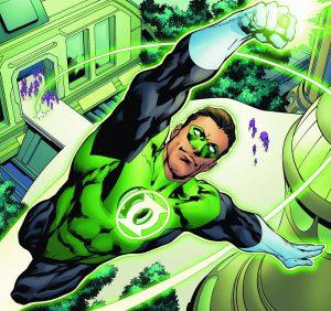 Green Lantern in DCEU
