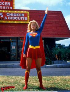 Helen Slater as Superwoman