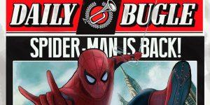 The Daily Bugle in the MCU