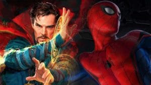 Spider-Man and Doctor Strange may cross each in No Way Home