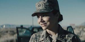 Major Carrie Farris in 2013's Man of Steel