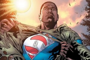 Can we see a Black Superman?