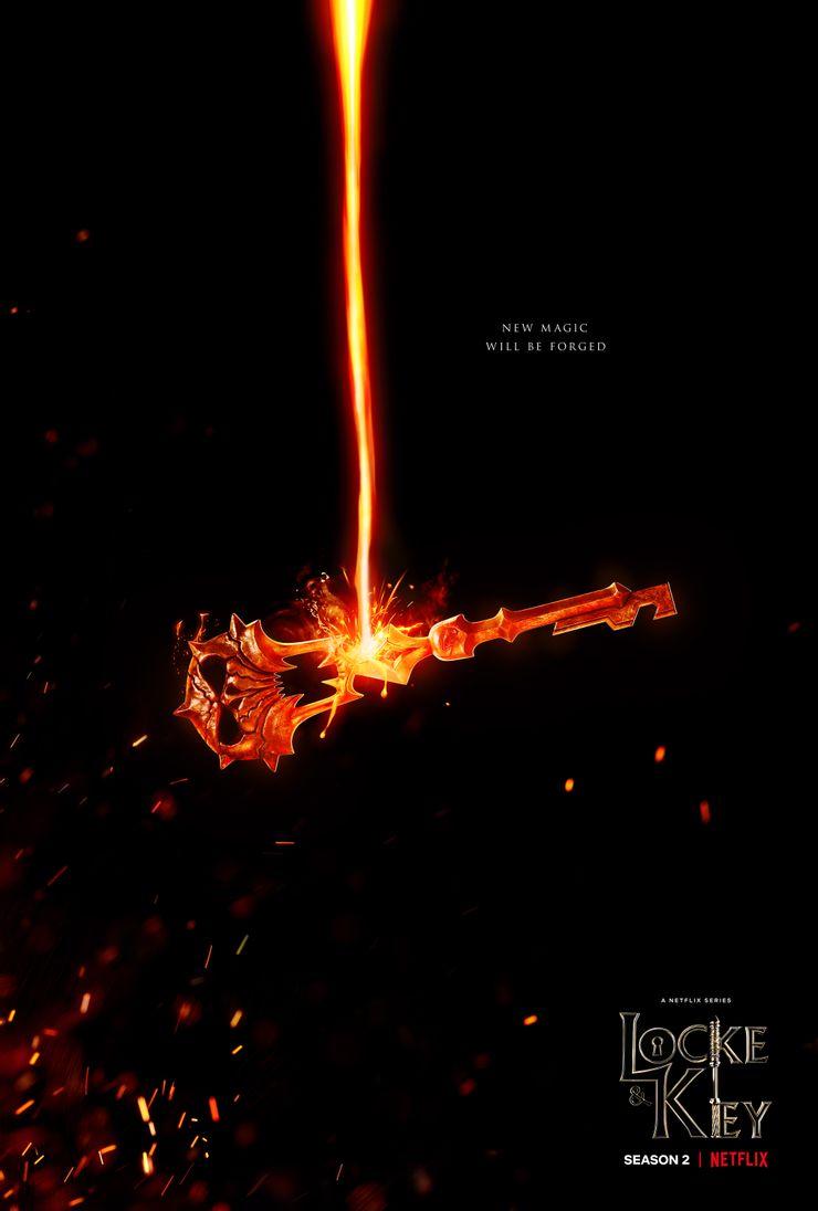 Locke & Key Season 2 on Netflix