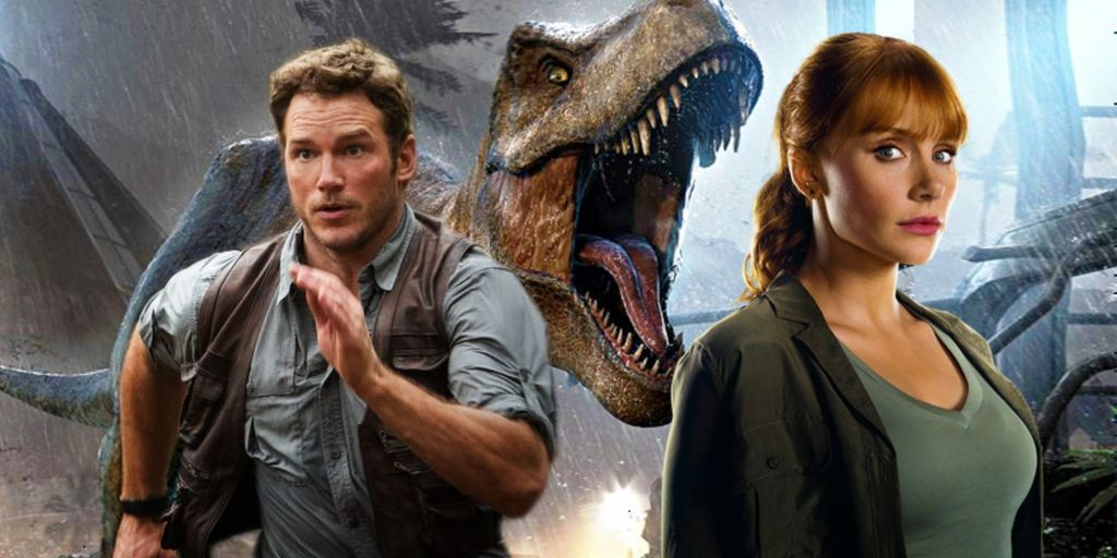 Watching Jurassic Park films in the right order