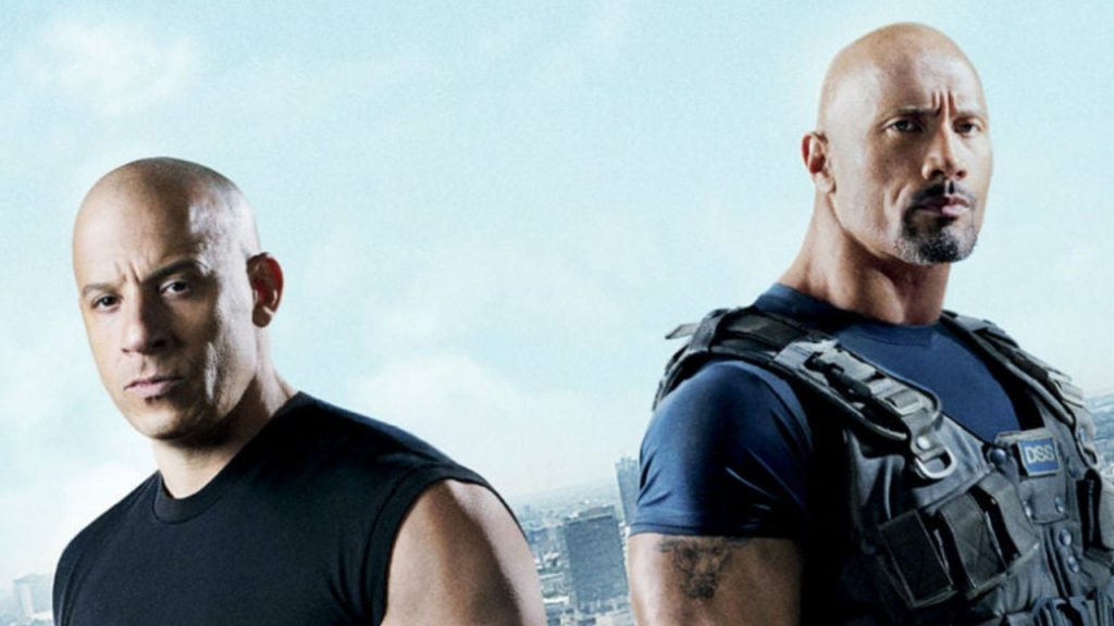 Dwayne JohnsonThanked By The Fast & Furious Crew For Calling Out Vin Diesel